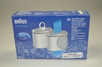 Water filter, Braun coffee maker (2 pcs)